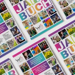 projekt okładki, publikacje, Jahrbuch