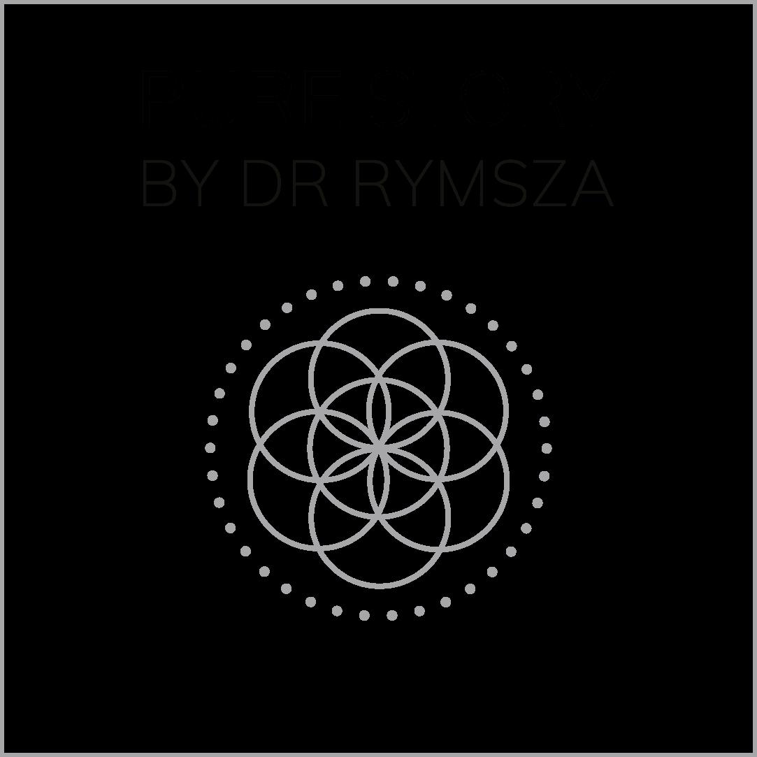 Pure story dr Rymsza, identyfikacja wizualna warszawa